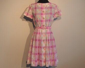 Vintage 1950's Dress