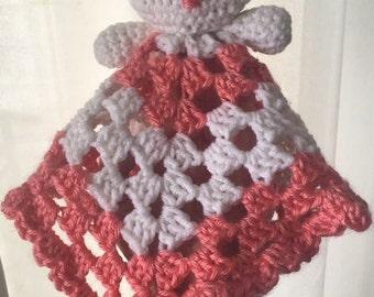 Bunny Lovie Baby Blanket