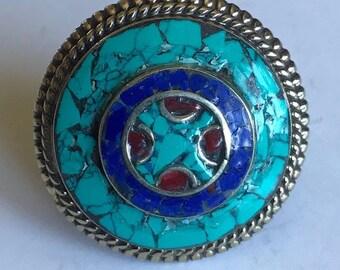 Mosaic Ring 2
