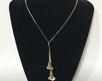 50% OFF | 1990's | Vintage | Flower necklace