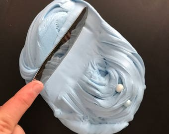 Blueberry Cheesecake Butter Slime! 8oz