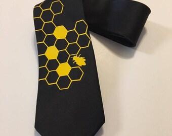 Cool Bee Tie
