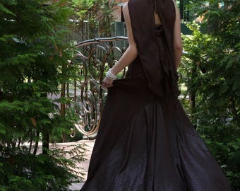 Beautiful evening dress hand made 75% discount (old price 140USD)