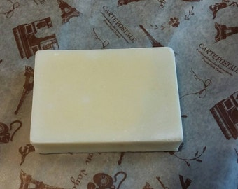 Handmade Olive Oil Bath Soap