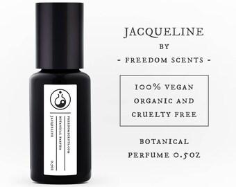 Jacqueline - Organic, Vegan, Cruelty Free Botanical Perfume