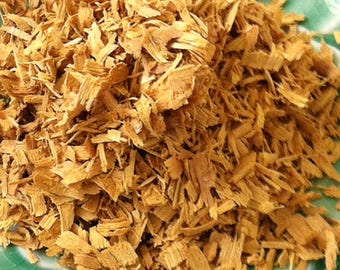 Fustic Shavings - Natural Dye - Yellow Dye - 1 ounce package