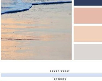 Colour Consultation - Customised Colour Palette