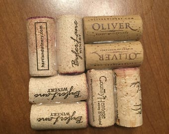 Handmade Wine Cork Coasters