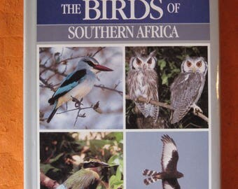 Ian Sinclair's Field Guide to the Birds of Southern Africa by J.C. Sinclair