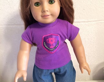 """pants #9 Doll clothes that fits 18"""" dolls like the American girl"""