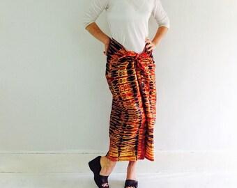 African Tie Dye Etsy