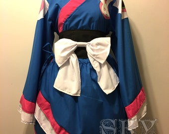 D.Va Kimono Dress