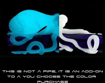 Premium Color Add-On Aqua Glow Upgrade, Made to Order