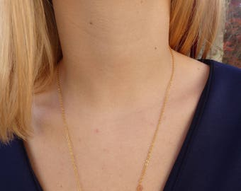 Palm Beach Gardens Designer Vintage Statement Necklace-1 Left