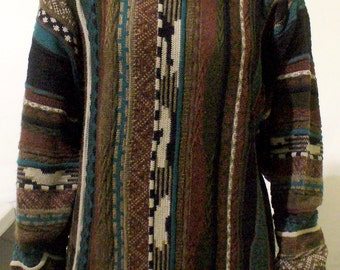 Tosani Quality Multi-Colored Sweater