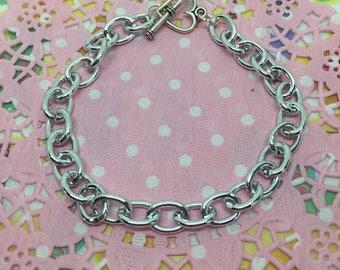 Blank Charm Bracelet