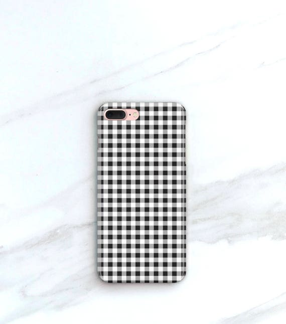 Check Phone Case - More Colors Available