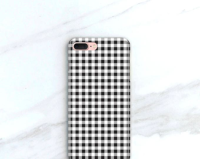 Featured listing image: Check Phone Case - More Colors Available