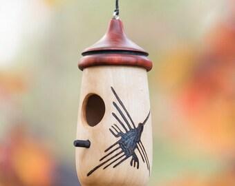 Nazca Hummingbird House