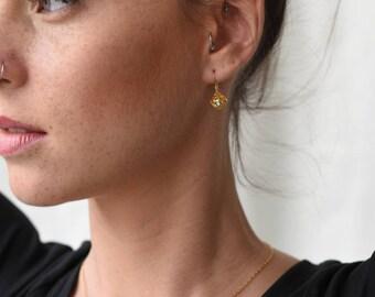 Swarovski Necklace, Crystal Necklace, Swarovski Pendant, Gold Crystal Necklace, Swarovski Crystal Necklace, Black Crystal Necklace, Wedding