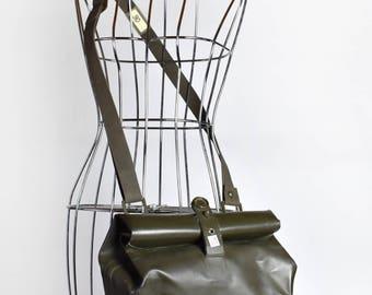 Waterproof Shoulder Bag by Sturm, German Military Bag
