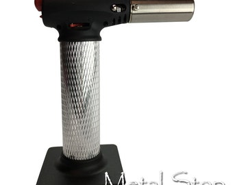 The Max Flame Butane Torch for Jewelry Makers