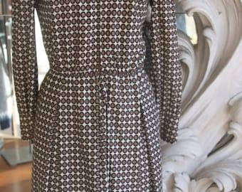 Vintage 1970s Secretary Dress