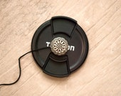 Camera Lens Cap Holder - Camera Accessories - DSLR Camera Strap - Floral Camera - Gifts for Photographer - Sony - Lens Cap Leash - Whimsy