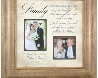 1st anniversary burlap wedding gift engagement gift 1st