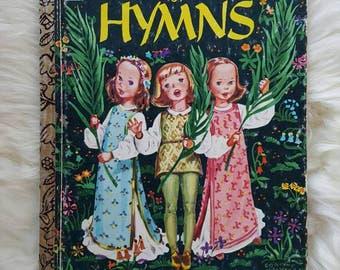 The Little Golden Book of Hymns Corinne Malvern