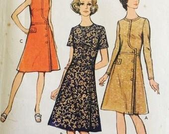 Vintage Style 3029 1971 Dress