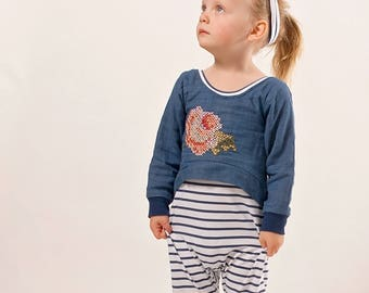 Magil&Lil Romper and Dress Pattern (PDF Pattern)