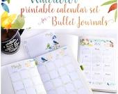 2017 Calendar Printable S...
