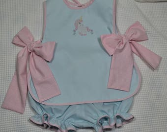 Big Bows Bib set