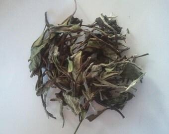 Organic Pai Mu Tan 1oz. (White tea)