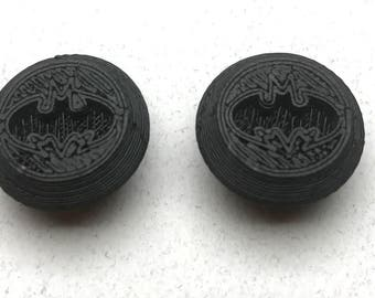 Fandom Caps for Fidget Spinners - Batman - 3D printed toy