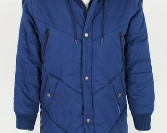 Vintage Ladies London Fog Parka Rain Coat size XS