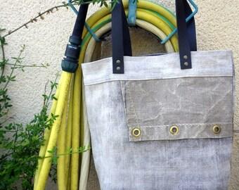 Shoulder bag, military canvas bag, bag