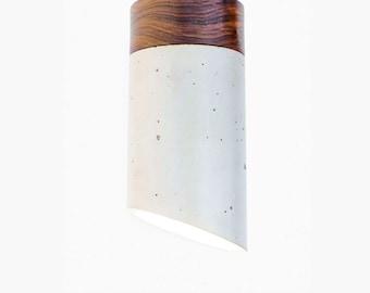 ANGL CYLO Concrete Pendant light
