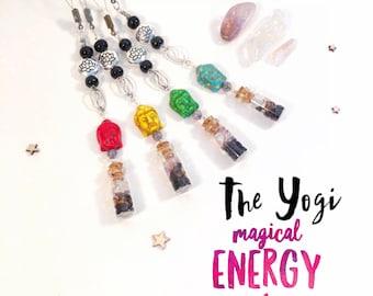 Magical Energy Car Charms - Yogi Edition