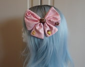 Fairy Kei Sweets Galore Twin Tail Bow