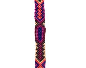 Dusk | String Friendship Bracelet