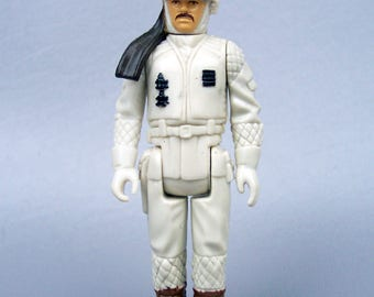 Vintage Star Wars Hoth Rebel Commander C85 100% Complete
