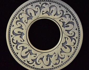 One Tunisian  Replica Coin Ring Blank