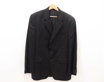 RALPH LAUREN Navy Blue Blazer Jacket, sz. 40R
