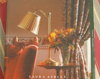 laura ashley vintage 1981 home furnishings home decoration. Black Bedroom Furniture Sets. Home Design Ideas