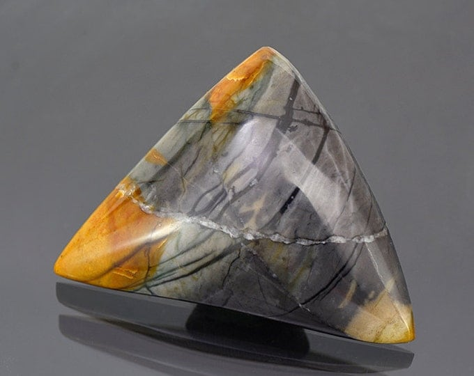 FLASH SALE Fine Brecciated Picasso Jasper from Utah 58.44 cts.