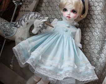 Blue soda, dress for MSD / Rosenlied holiday / slim msd girl