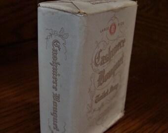 1930's Colgate Cashmere Bouquet Soap Bar