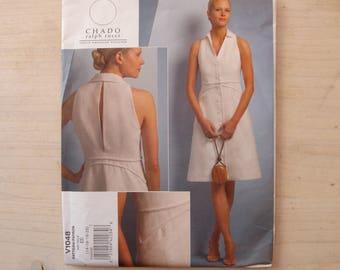 Vogue patterns V1048, Misses' dress, Chado Ralph Rucci